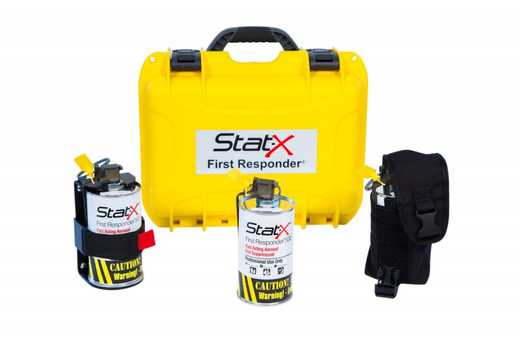 Stat-X First Responder Family